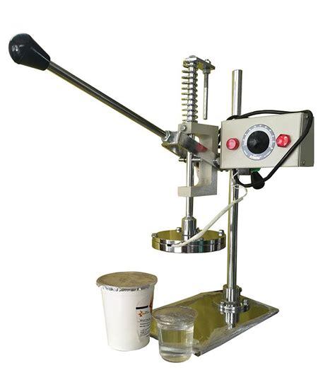auroplus hand operated cup  jar sealing machine buy auroplus hand operated cup  jar
