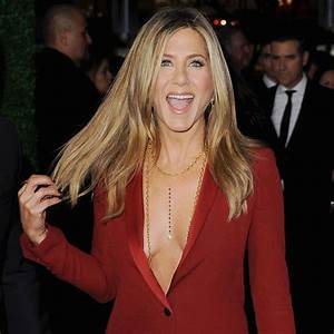 Jennifer Aniston Steals The Show In A Gucci Suit Fashion
