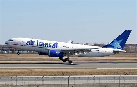 Air Transat To Vancouver Air Transat Celebrates Its Direct Flight From