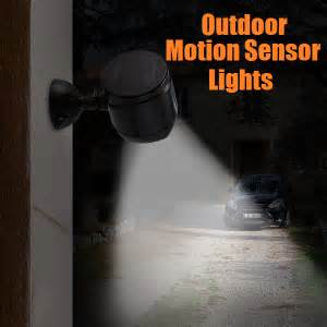 top battery operated outdoor motion sensor lights