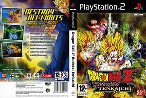 Dragonball Z Budokai Tenkaichi Usa Enja Iso