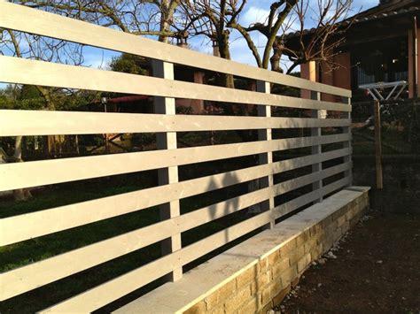 recinzioni per terrazzi recinzioni in legno per terrazzi con pannelli di