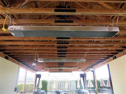 Patio Heater Infrared Heating Grade Systems Heaters