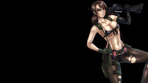 Rainbow Six Siege 4k Wallpaper Metal Gear Solid V The Phantom Pain Backgrounds 4k Download