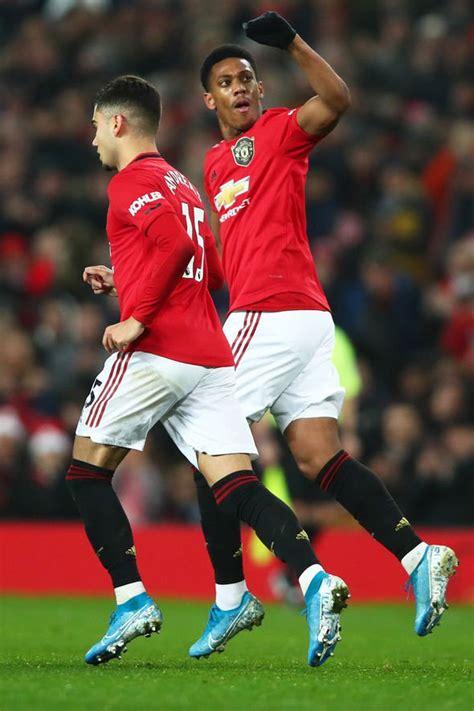 Manchester United Last Game Score