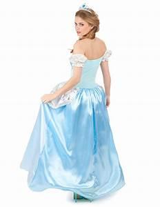 Deguisement Princesse Disney Adulte : d guisement princesse cendrillon bleue femme deguise toi ~ Mglfilm.com Idées de Décoration