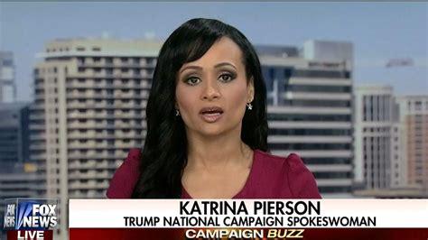 katrina pierson whines   media  treating  boss