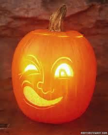 Carve Pumpkin With Drill by Jack The Winker How To Light A Pumpkin Martha Stewart
