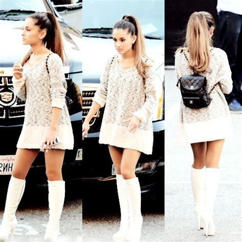 Ariana-grande-candid | Tumblr