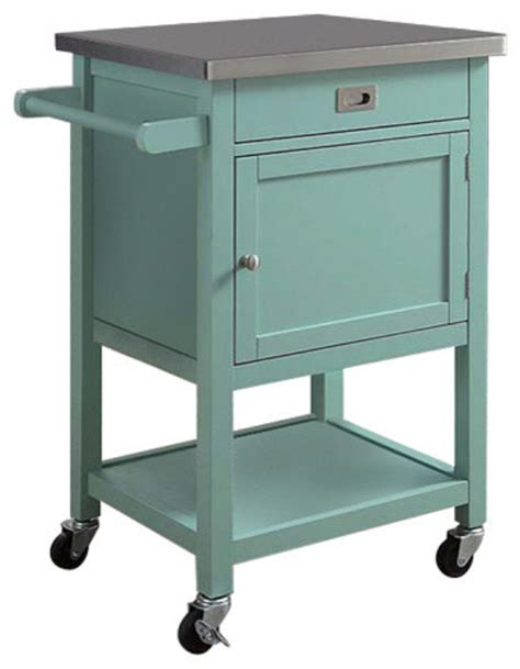 Kitchen Carts And Islands Appliance Microwave Rolling