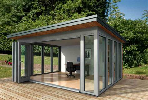 sheds for all shedworking glass garden office