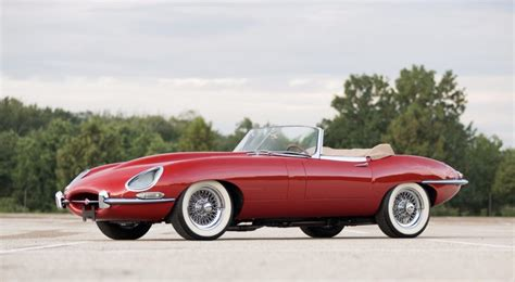 1963 Jaguar Xke 3.8 Roadster Series I For Sale On Bat