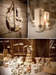 rustic wedding decor ideas unique rustic wedding ideas weddings by lilly