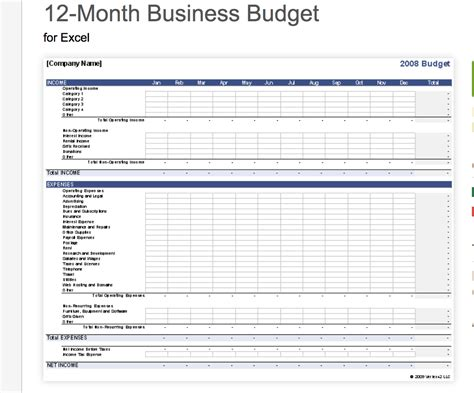 work expenses spreadsheet template intended