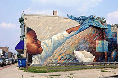 Philly Mural Arts Map by Philadelphia Murlas Archives