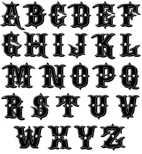 tattoo fonts font designs    borders