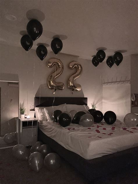 We've come up with some fun ideas you can do without ever stepping foot out your front door. Pin by Shamille Pecson on Birthday surprise for him ...