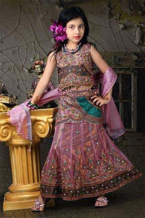 Lehenga Designs For Kids Fashion Style Trends