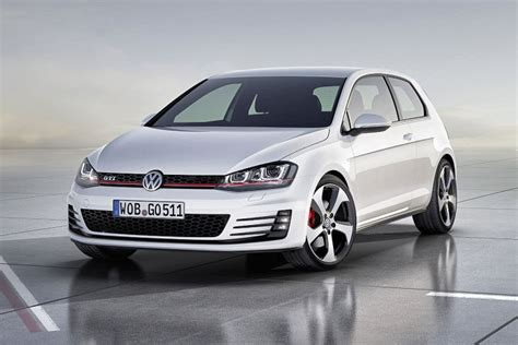 Volkswagen Releases First Photos Of Its Golf Mk7 Gti Biser3a