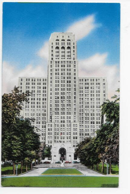 Vintage Postcard Albany NY New York Alfred E Smith State