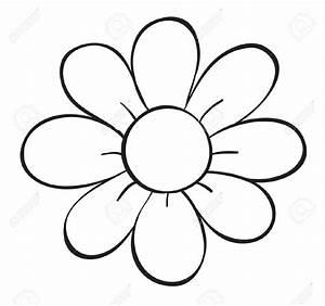 Modèle De Dessin Facile : fleur facile dessiner depu vi ~ Melissatoandfro.com Idées de Décoration