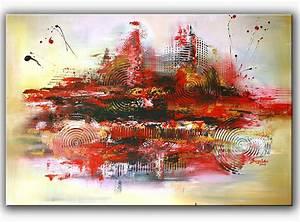 Bilder Abstrakt Modern : bild orginal querformat moderne kunst abstrakte malerei von alex b bei kunstnet ~ Sanjose-hotels-ca.com Haus und Dekorationen