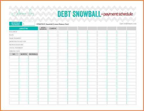 Debt Payoff Spreadsheet Debt Snowball Excel Credit 8 Snowball Credit Card Payoff Spreadsheet Excel