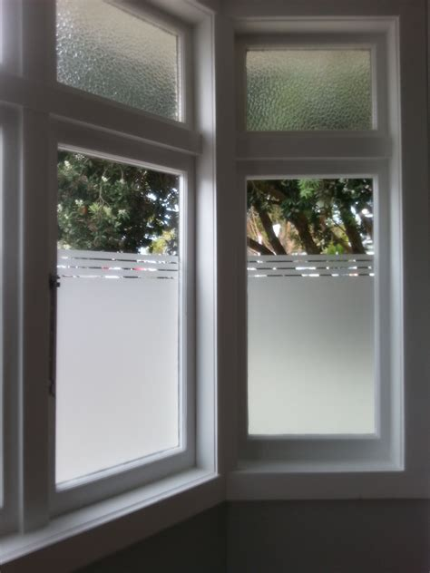 bathroom window privacy ideas bespoke frosted glassarts design frosted