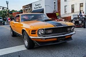 1970 Ford Mustang Mach1 - Grabber Orange. M code 351 4V 4 Speed