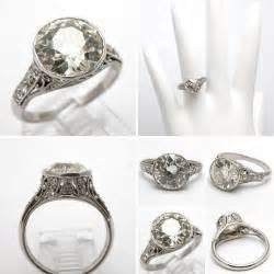 1930 engagement rings deco engagement rings vintage 1920s 1930s 2 ifec ci