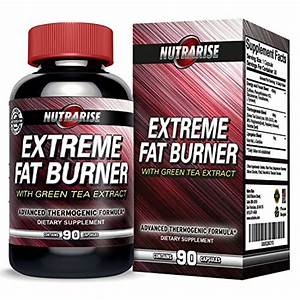 Extreme Thermogenic Fat Burner Weight Loss Diet Pills For Women And Men