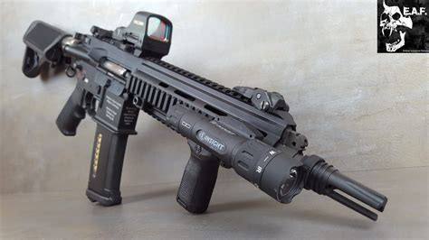 systema ptw hkd eaf airsoft