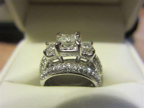 used rings wedding promise engagement