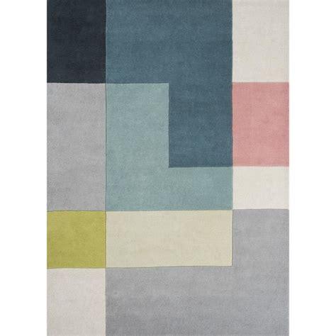 image de tapis tapis pour salon motifs geometriques tetris jaune 170x240 par unamourdetapis tapis moderne