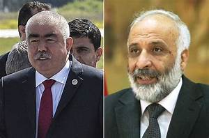 Afghan intelligence chief has reportedly met vice ...