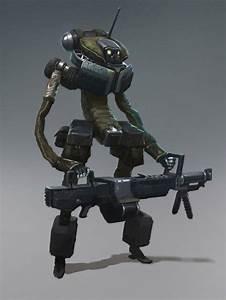 Robot Soldier Design (3) | Designs | Pinterest