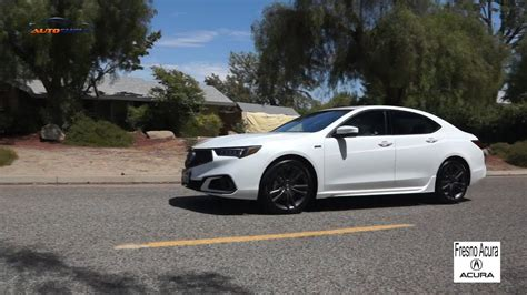 acura tlx  spec  review youtube