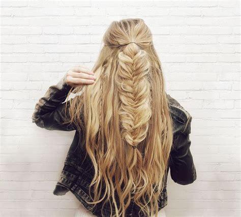 dreamy fishtail braids  fall fashion   eyes