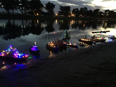 san diego boat parade of lights mini parade of lights at san diego model boat pond 8