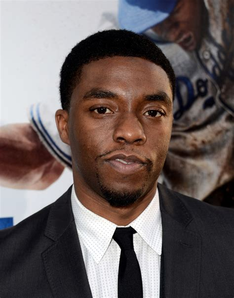 15 hours ago · chadwick boseman attends the european premiere of black panther in london on feb. Chadwick Boseman Photos Photos - '42' Premieres in ...