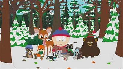 Christmas Woodland Critter South Park Gifs Tv