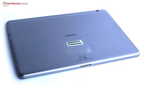 Huawei MediaPad T3 10 Tablet Review NotebookChecknet