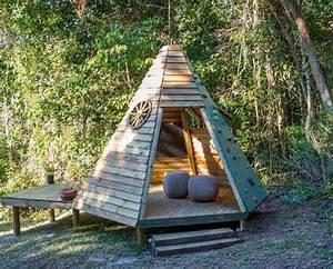 Plan Cabane Enfant 15 Cabanes Construire Soi Mme