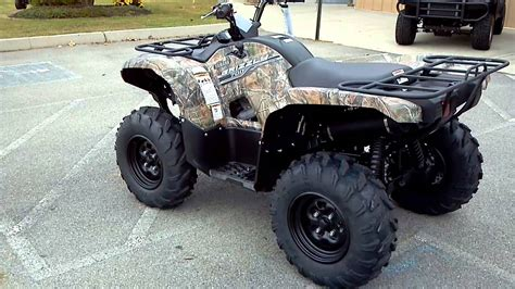 2014 Yamaha Grizzly 700 Eps In Camo @ Yamaha Of Knoxville