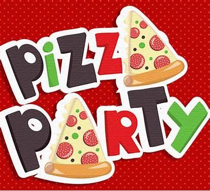 Pizza Party Fun Clip Clipart Gifs Animated