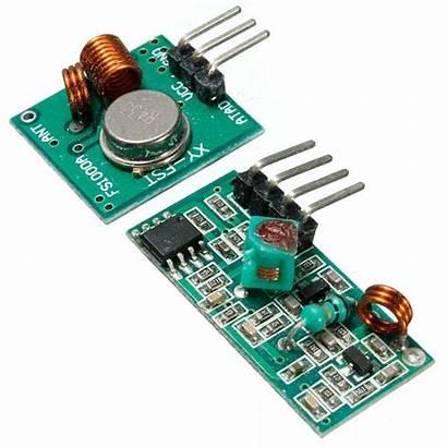 Transmitter Rf Receiver Module Wireless Super 315mhz