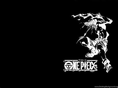 Ace In Black One Piece Wallpapers Desktop Background