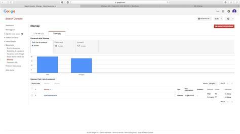 Come Inviare Sitemap Search Console Youtube