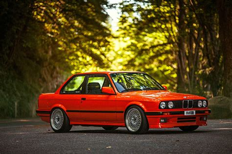H&r Springs Builds A Bmw 318is That's An Instant Legend