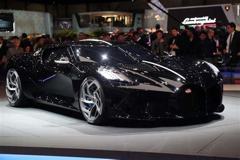 At the time, bugatti also unveiled the la voiture noire, which translates to 'the black car'. Cristiano Ronaldo habría comprado un Bugatti de 12 millones de dólares - Diario La Página